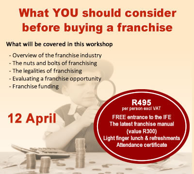 buyingafranchiseworkshop